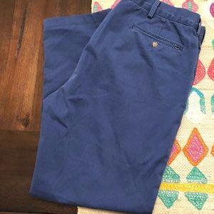 40/32 polo Ralph Lauren blue pants classic fit